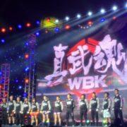 Турнир WBK12 в Пекине